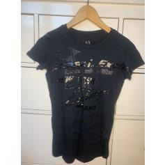 Top, tee-shirt Armani Exchange  pas cher