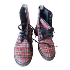 High Heel Ankle Boots Dr. Martens