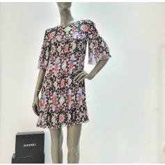 Robe courte Chanel  pas cher