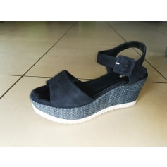 Wedge Sandals Parallèle