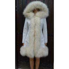 Manteau en fourrure Lanvin  pas cher