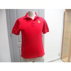 Tee-shirt Ferrari  pas cher