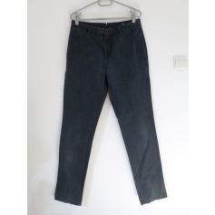 Pantalon droit Eden Park  pas cher