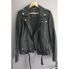 Leather Jacket Redskins