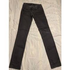 Jeans droit Stone Aged  pas cher