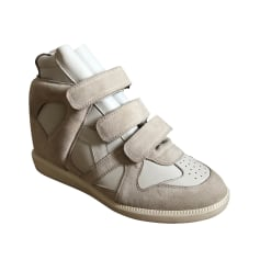 Baskets Isabel Marant Etoile  pas cher