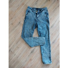 Jeans large, boyfriend Etam  pas cher