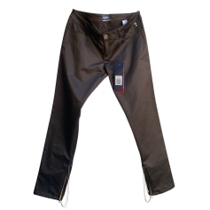 Straight Leg Pants Jean Paul Gaultier