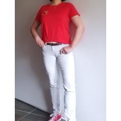 Jeans droit See U Soon  pas cher