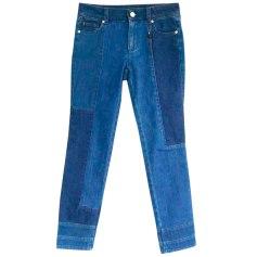 Jeans slim Alexander McQueen