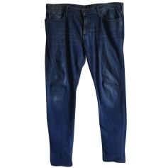 Straight-Cut Jeans  Emporio Armani
