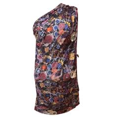 Robe tunique John Galliano  pas cher