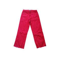 Jeans évasé, boot-cut Maje  pas cher