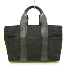 Stoffhandtasche Hermès