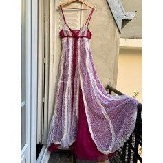 Robe longue Nina Ricci  pas cher