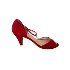 Sandales à talons Patricia Blanchet  pas cher