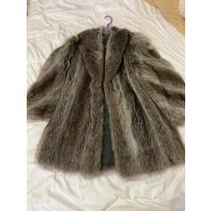 Manteau en fourrure Dasco  pas cher