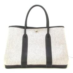Stofftasche groß Hermès Garden Party
