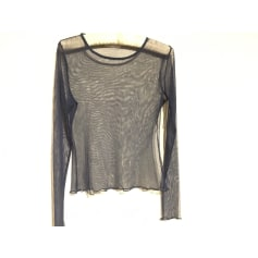 Top, tee-shirt Madknits Los Angeles-New York  pas cher