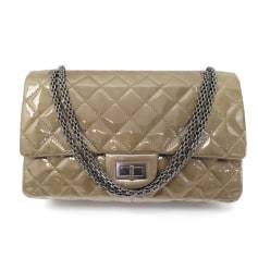 Leather Handbag Chanel 2.55