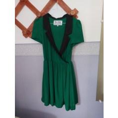 Robe courte JC de Castelbajac  pas cher