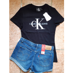 Completo calzoncini Calvin Klein
