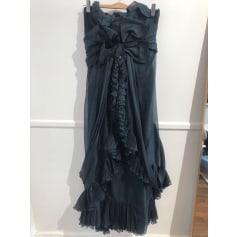 Robe longue Yves Saint Laurent  pas cher