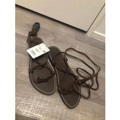 Flat Sandals Mango