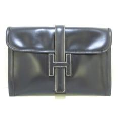 Handtasche Leder Hermès Jigé
