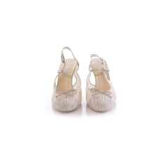 Heeled Sandals Chanel