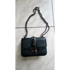 Handtasche Leder Valentino Glam lock