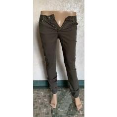 Pantalon droit Balibaris  pas cher