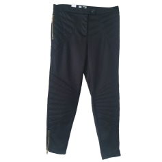 Straight Leg Pants Moschino