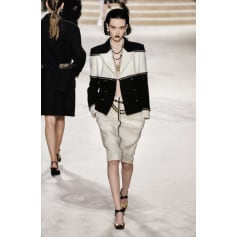 Blazer, veste tailleur Chanel  pas cher