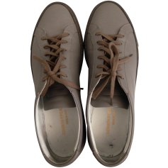 Lace Up Shoes Common Projects