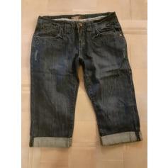 Short en jean Kenvelo  pas cher