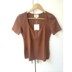 Top, tee-shirt Sézane  pas cher