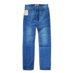 Jeans droit John Galliano  pas cher