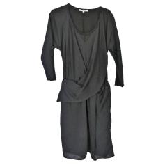 Robe mi-longue Carven  pas cher