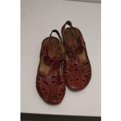 Sandales plates  Pikolinos  pas cher
