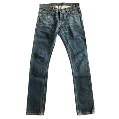 Jeans slim Rick Owens  pas cher