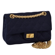 Non-Leather Shoulder Bag Chanel 2.55