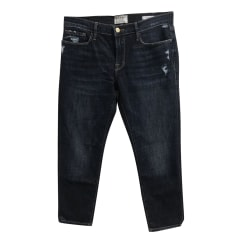 Jeans slim Frame Denim  pas cher