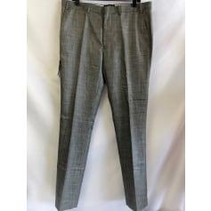 Pantalon de costume Topman  pas cher