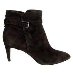 Bottines & low boots à talons Gianvito Rossi  pas cher