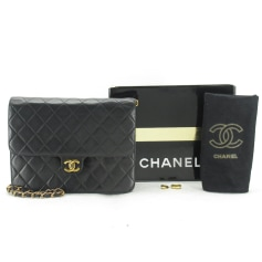 Leather Shoulder Bag Chanel