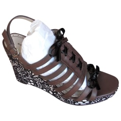 Wedge Sandals Marc Jacobs