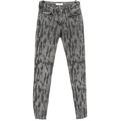Straight-Cut Jeans  Sandro