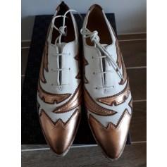 Chaussures à lacets  Melvin & Hamilton  pas cher