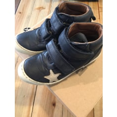 Schuhe mit Klettverschluss Bisgaard